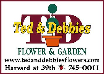 About Ted & Debbie's Flower Garden - Tulsa, OK Florist