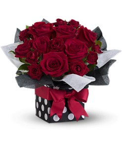 10J210B Teleflora's Fifth Avenue Present in Oklahoma City OK, Array of Flowers & Gifts