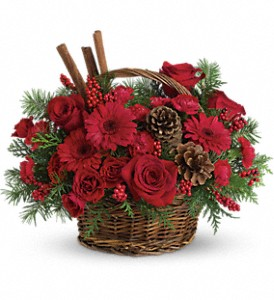 Berries and Spice in Oklahoma City OK, Capitol Hill Florist and Gifts