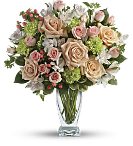 Anything for You by Teleflora in Santa Fe NM, Barton's Flowers