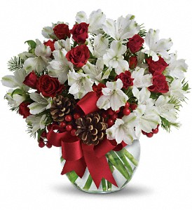 Let It Snow in Houston TX, Classy Design Florist