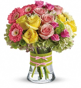 Fashionista Blooms in North Canton OH, Symes & Son Flower, Inc.