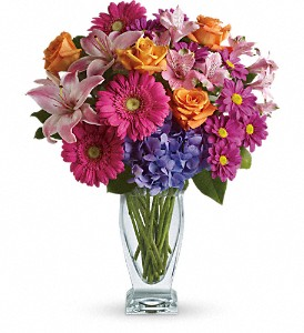 Wondrous Wishes by Teleflora in Surrey BC, La Belle Fleur Floral Boutique Ltd.
