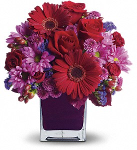 It's My Party by Teleflora in Olean NY, Mandy's Flowers
