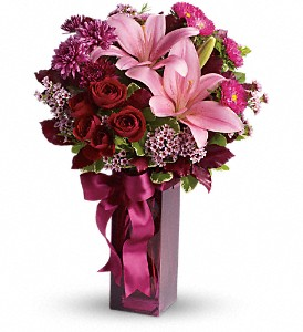 Teleflora's Fall in Love in Newbury Park CA, Angela's Florist