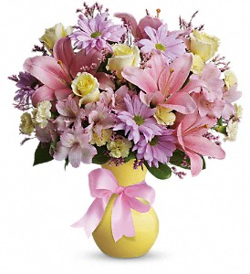 Teleflora's Simply Sweet in Whittier CA, Ginza Florist