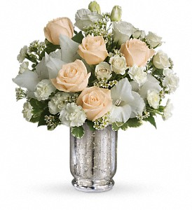 Teleflora's Recipe for Romance in Chicago IL, Wall's Flower Shop, Inc.