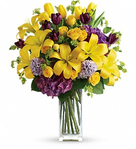 Teleflora's Spring Equinox in Laurel MD, Rainbow Florist & Delectables, Inc.