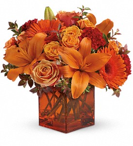 Teleflora's Sunrise Sunset in Greensboro NC, Botanica Flowers and Gifts