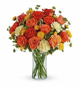 Citrus Kissed - Deluxe in Fort Worth TX, TCU Florist