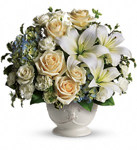 Beautiful Dreams by Teleflora in Abington MA, The Hutcheon's Flower Co, Inc.