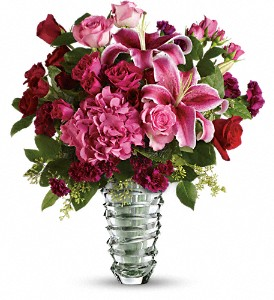 Teleflora's Swept Away - Long Stemmed Roses in Salt Lake City UT, Especially For You