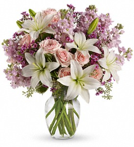 Teleflora's Blossoming Romance in Thornhill ON, Wisteria Floral Design