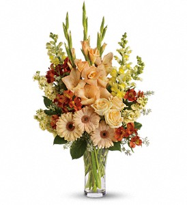 Summer's Light Bouquet in Oklahoma City OK, Array of Flowers & Gifts