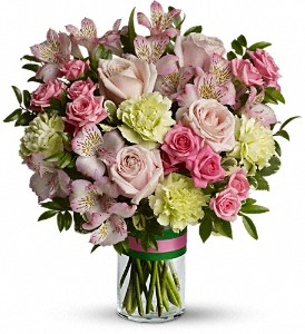 Teleflora's Wonderful You Bouquet in Federal Way WA, Buds & Blooms at Federal Way