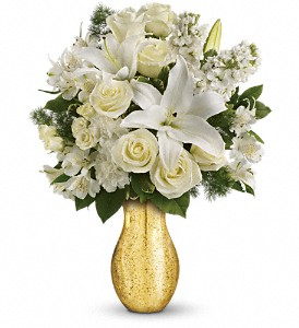 Teleflora's Dream with Me in Royersford PA, Three Peas In A Pod Florist