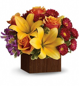 Teleflora's Full of Laughter in Fort Worth TX, TCU Florist