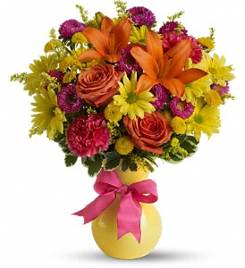 Teleflora's Hooray-diant! in Springfield OH, Netts Floral Company and Greenhouse