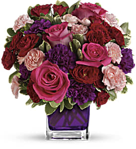 Bejeweled Beauty by Teleflora in Woodbridge NJ, Floral Expressions
