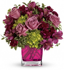 Splendid Surprise by Teleflora in New Berlin WI, Twins Flowers & Home Decor