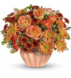 Teleflora's Joyful Hearth Bouquet in Scarborough ON, Flowers in West Hill Inc.