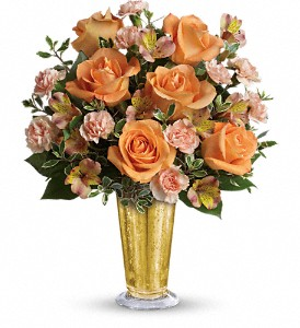 Teleflora's Southern Belle Bouquet in Pompano Beach FL, Pompano Flowers 'N Things