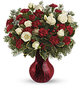 Teleflora's Gather Round Bouquet in Farmington NM, Broadway Gifts & Flowers, LLC