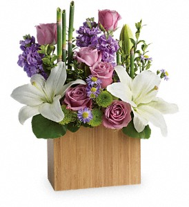 Kissed With Bliss by Teleflora in Chicago IL, Wall's Flower Shop, Inc.