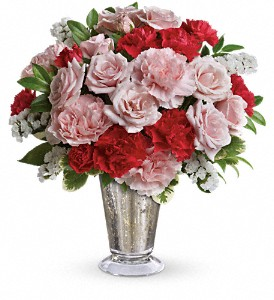 My Sweet Bouquet by Teleflora in Chicago IL, Wall's Flower Shop, Inc.