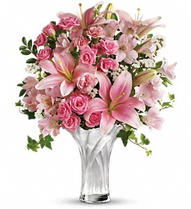 Teleflora's Celebrate Mom Bouquet in Thornhill ON, Wisteria Floral Design