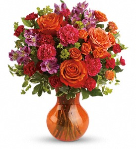 Teleflora's Fancy Free Bouquet in Eugene OR, Rhythm & Blooms