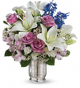 Teleflora's Garden Of Dreams Bouquet in Baraboo WI, Wild Apples, LLC