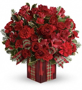 Season's Surprise Bouquet by Teleflora in Yelm WA, Yelm Floral