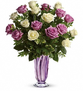Teleflora's Wrapped In Lavender Bouquet in Salt Lake City UT, Especially For You