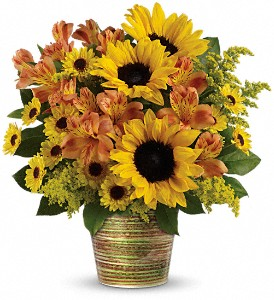 Teleflora's Grand Sunshine Bouquet in Cudahy WI, Country Flower Shop