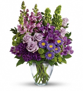 Lavender Charm Bouquet in Hamilton OH, Gray The Florist, Inc.