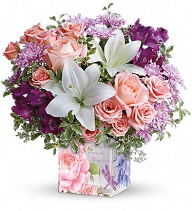 Teleflora's Grand Garden Bouquet in Renton WA, Cugini Florists