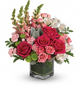 Teleflora's Garden Girl Bouquet in Lewiston ME, Val's Flower Boutique, Inc.