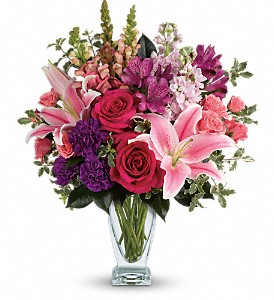 Teleflora's Morning Meadow Bouquet in Liverpool NY, Creative Florist