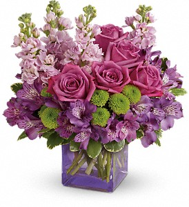 Teleflora's Sweet Sachet Bouquet in Fairfax VA, Greensleeves Florist