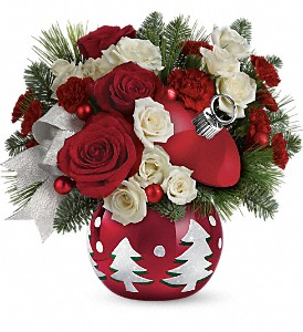 Teleflora's Glittering Greetings Bouquet in Carlsbad CA, El Camino Florist & Gifts