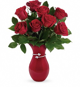 Teleflora's Gift From The Heart Bouquet in Hamilton OH, Gray The Florist, Inc.