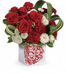 Teleflora's Cherished Love Bouquet in Salt Lake City UT, Especially For You