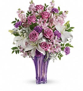 Teleflora's Lavished In Lilies Bouquet in Salt Lake City UT, Especially For You