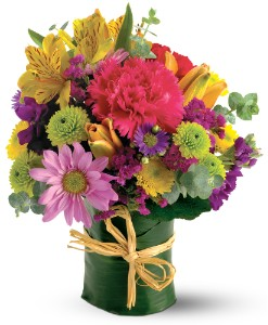 Teleflora's Posy Bunch in New Glasgow NS, McKean's Flowers Ltd.