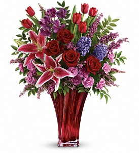 One Of A Kind Love Bouquet by Teleflora in Fredonia NY, Fresh & Fancy Flowers & Gifts