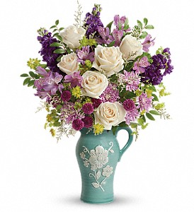Teleflora's Artisanal Beauty Bouquet in Mount Airy NC, Cana / Mt. Airy Florist