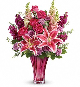 Teleflora's Bold Elegance Bouquet in Scarborough ON, Flowers in West Hill Inc.
