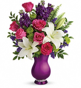 Teleflora's Sparkle And Shine Bouquet in Westland MI, Westland Florist & Greenhouse