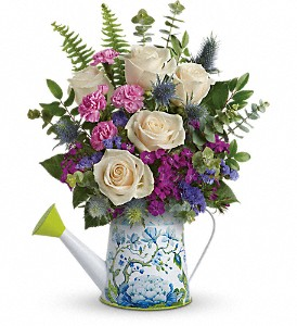 Teleflora's Splendid Garden Bouquet in Port Huron MI, Ullenbruch's Flowers & Gifts